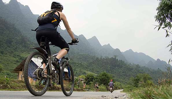 Best Cycling in South East Asia