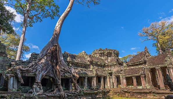 Best Ruins & Temples in Southeast Asia