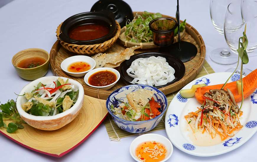 Best Vegetarian Food in Vietnam