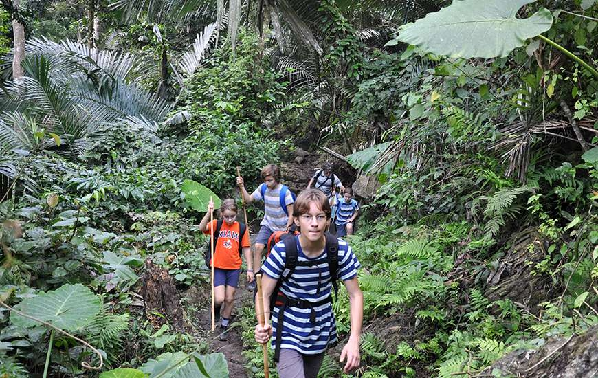 Family Friendly National Parks in Southeast Asia