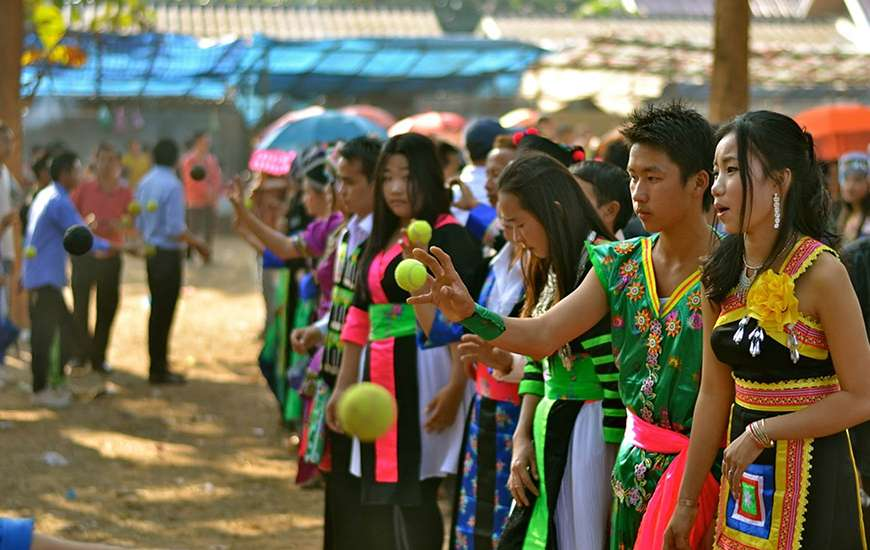 Hmong New Year in Northern Vietnam