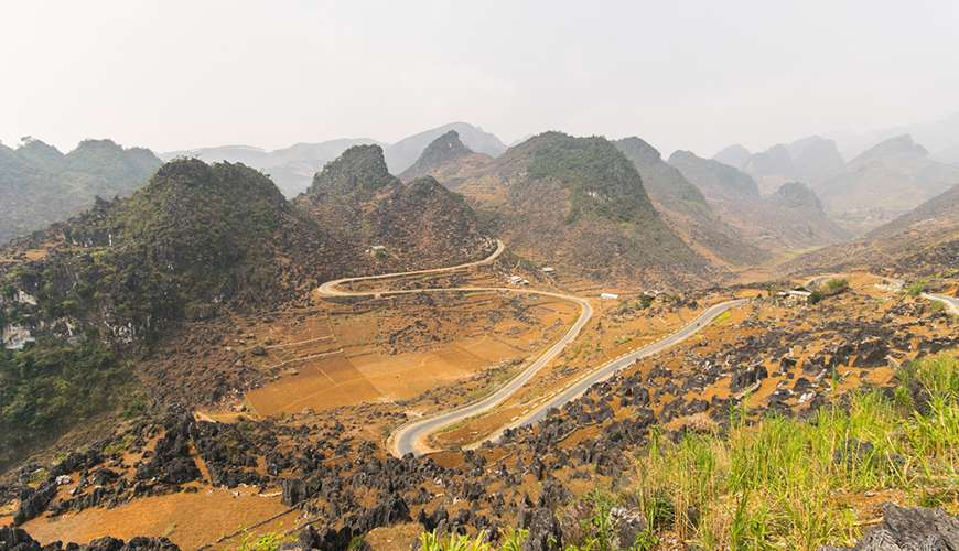 off the beaten track Ha Giang