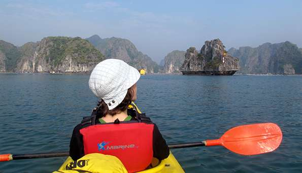 Best Locations for Kayaking and Rafting in Southeast Asia