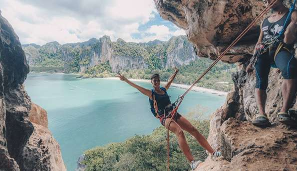 Best Rock Climbing Destinations in South East Asia