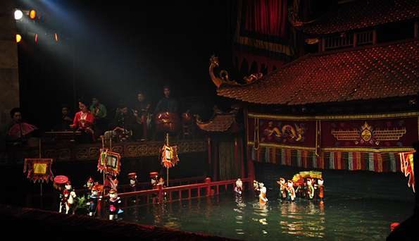 Traditional Arts & Performances