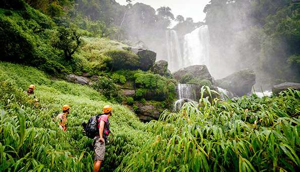 Nature and Trekking on the Bolaven Plateau