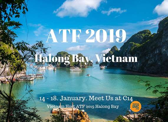 Trusted DMC to attend ATF 2019 in Ha Long