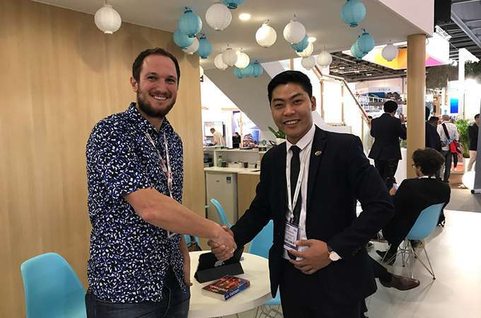 Mr Linh's Adventures Welcomes the World at World Travel Market, London 2017